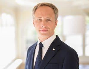 Birklehof Schulleiter Henrik Fass