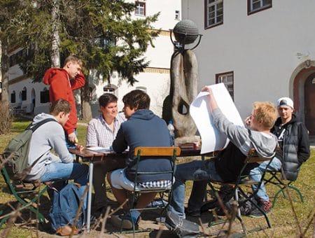 Urspringschule und Internat
