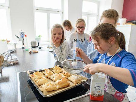 Kochen an der Hermann-Lietz-Schule Haubinda