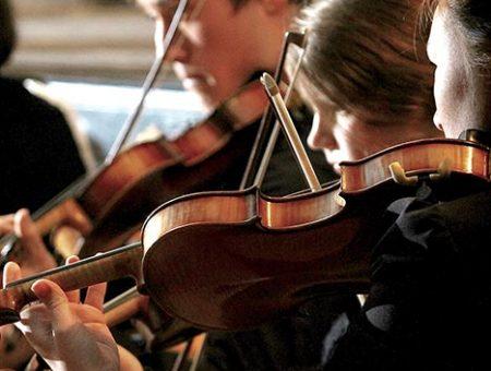 Musikunterricht im Landschulheim Steinmühle