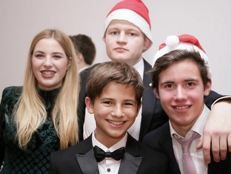 Weihnachten im Landschulheim Steinmühle
