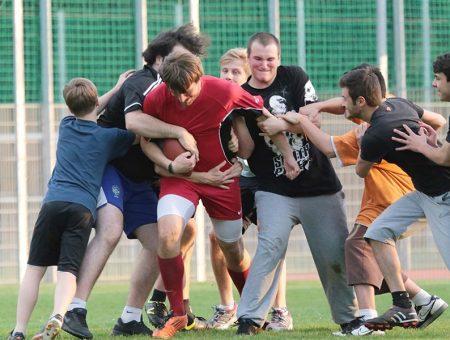 Rugbysport – Landschulheim Steinmühle