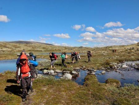 Outward Bound Norwegen