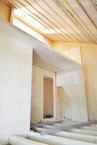 Baustelle Kirchberg